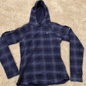 Nike DriFit Hooded Shirt Like New S